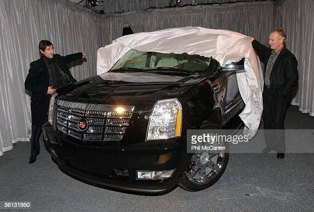 Cadillac Escalade Stock Photos and Pictures | Getty Images