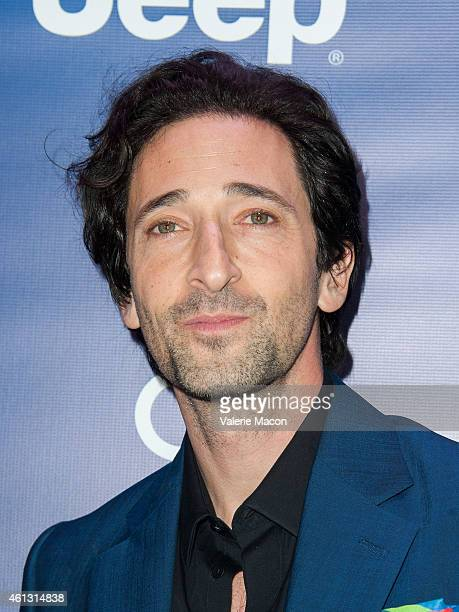 Actor Adrien Brody arrives at the 4th Annual Sean Penn Friends HELP HAITI HOME Gala Benefiting J/P Haitian Relief Organization at Montage Hotel on...