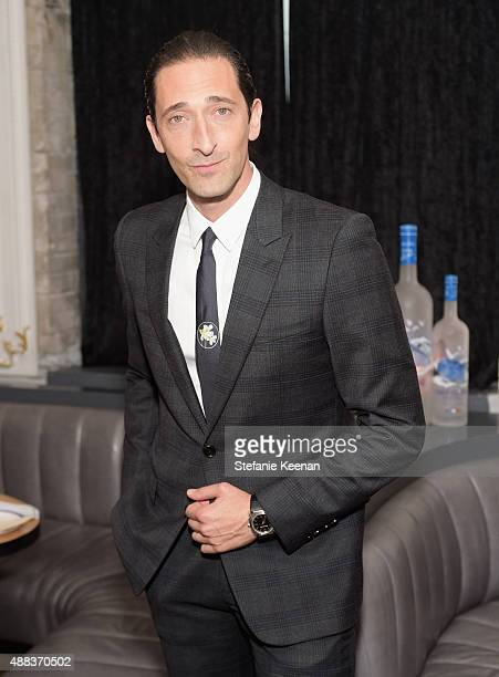Actor Adrien Brody attends the Septembers of Shiraz TIFF Party Hosted By GREY GOOSE Vodka at Byblos on September 15 2015 in Toronto Canada