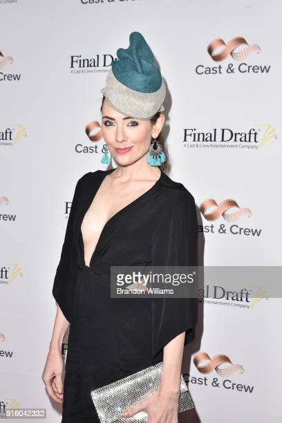 Actor Adrienne Wilkinson attends the 13th Annual Final Draft Awards at Paramount Theatre on February 8 2018 in Hollywood California