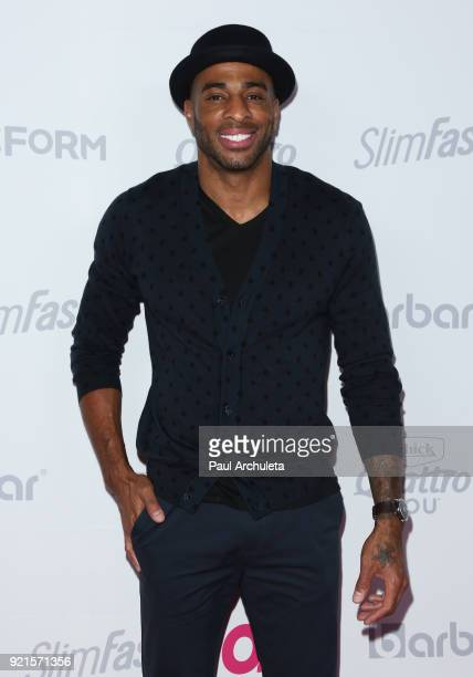 Actor Agu Ukaogo attends OK Magazine's Summer kickoff party at The W Hollywood on May 17 2017 in Hollywood California
