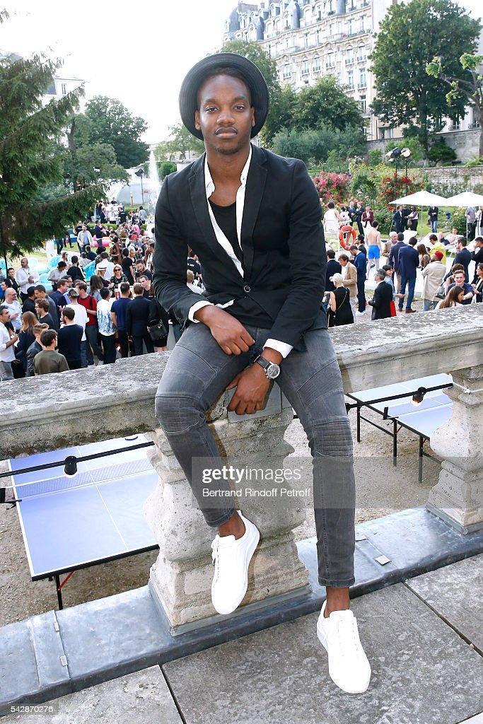 Berluti : Front Row  - Paris Fashion Week - Menswear Spring/Summer 2017