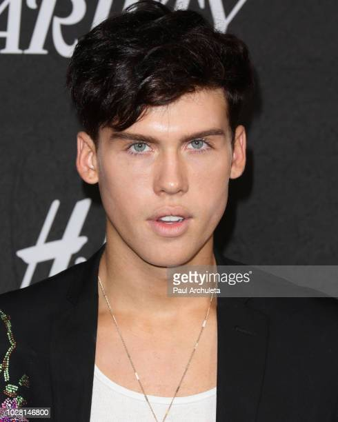 Actor Aidan Alexander attends Variety's annual Power Of Young Hollywood at The Sunset Tower Hotel on August 28 2018 in West Hollywood California