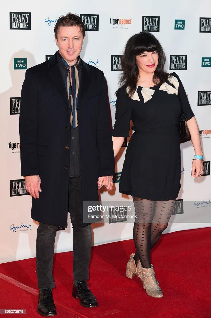 Peaky Blinders Birmingham Premiere - Red Carpet Arrivals : News Photo