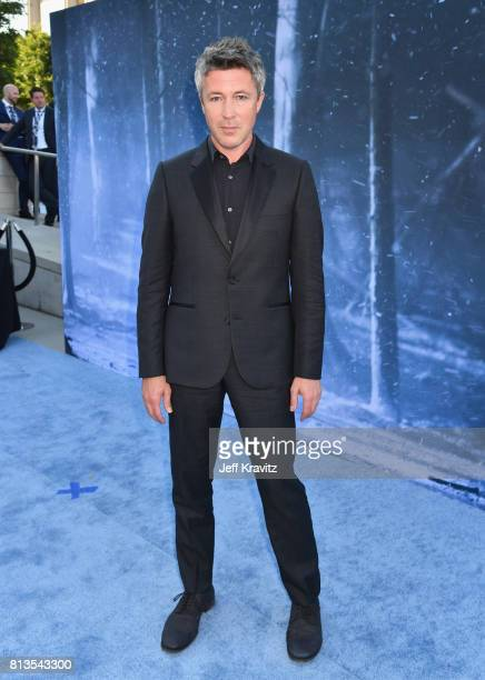 Actor Aidan Gillen at the Los Angeles Premiere for the seventh season of HBO's 'Game Of Thrones' at Walt Disney Concert Hall on July 12 2017 in Los...