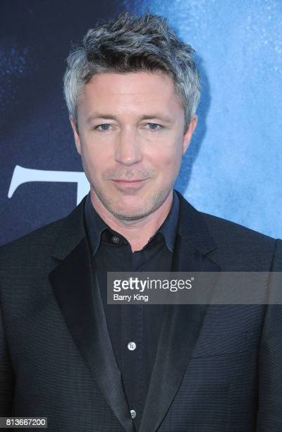 Actor Aidan Gillen attends the Premiere of HBO's 'Game Of Thrones' Season 7 at Walt Disney Concert Hall on July 12 2017 in Los Angeles California