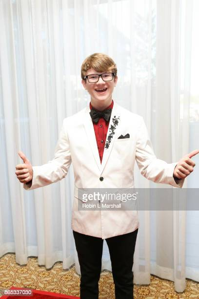 Actor Aidan Miner attends the 12th Annual Denim Diamonds And Stars at Four Seasons Hotel Westlake Village on October 22 2017 in Westlake Village...