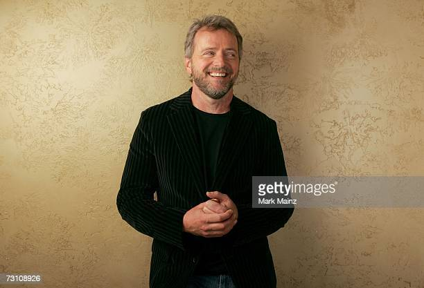 Actor Aidan Quinn from the film 'Dark Matter' pose for a portrait during the 2007 Sundance Film Festival on January 24 2007 in Park City Utah