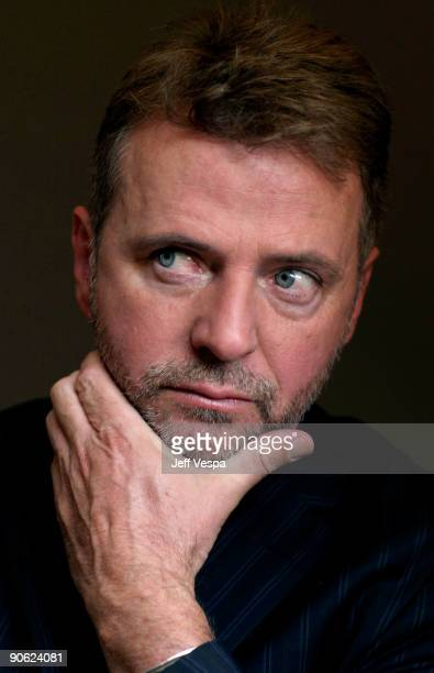 Actor Aidan Quinn poses for a portrait during the 2009 Toronto International Film Festival held at the Sutton Place Hotel on September 12 2009 in...
