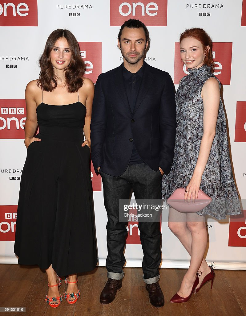 'Poldark'- Series 2 - Preview Screening
