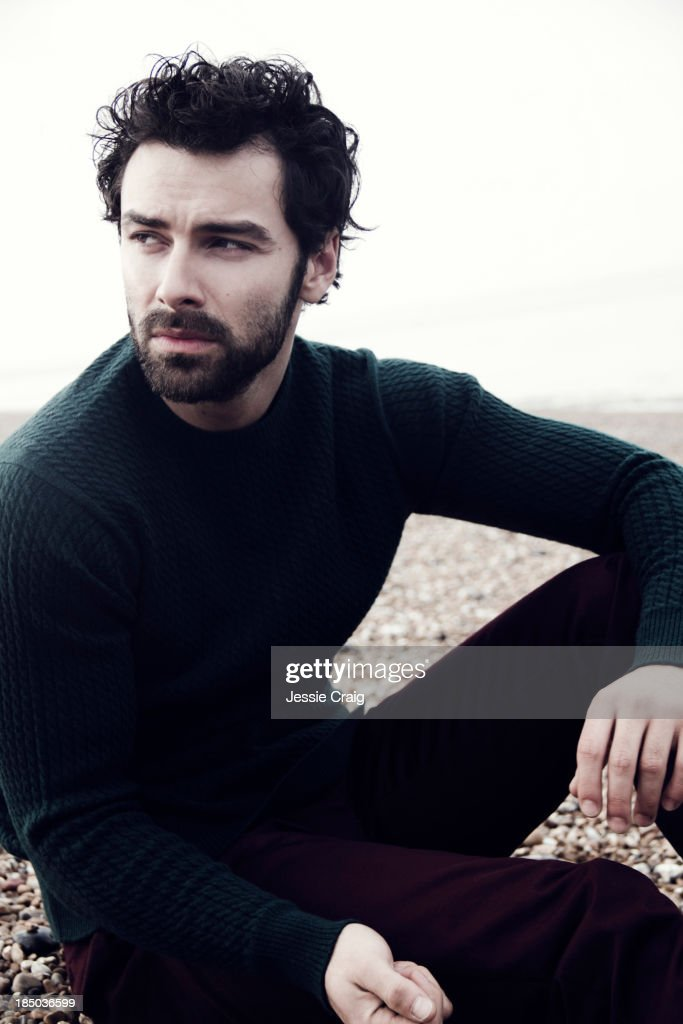 Aidan Turner, Article magazine UK, September 1, 2013 : Fotografía de noticias
