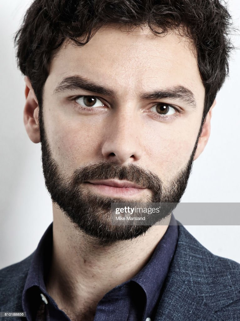 Aidan Turner, Self assignment, June 9, 2017