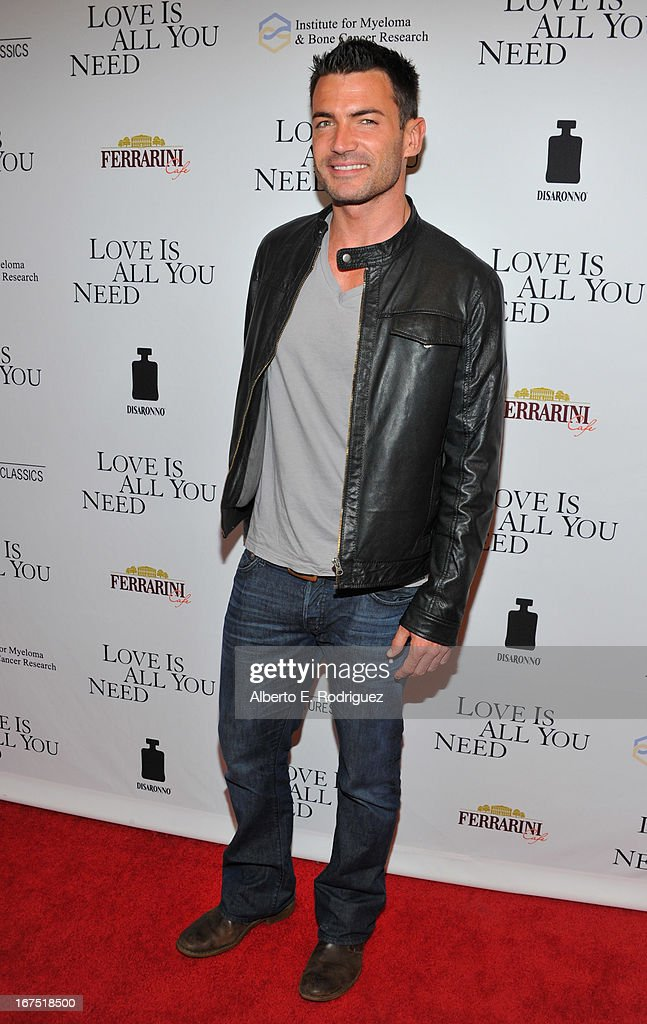 "Premiere Of Sony Picture Classics' ""Love Is All You Need"" - Red Carpet : News Photo"