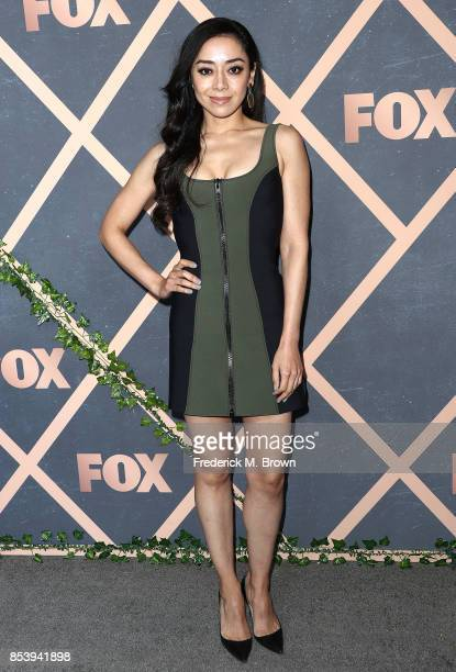 Actor Aimee Garcia attends FOX Fall Party at Catch LA on September 25 2017 in West Hollywood California