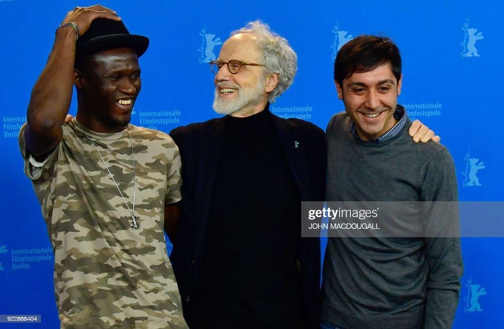 'Eldorado' Photo Call - 68th Berlinale International Film Festival