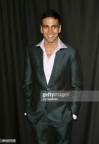 Actor Akshay Kumar attends the premiere of Notorious at the premiere of Chandni Chowk to China at the AMC Empire 25 on January 8 2009 in New York City