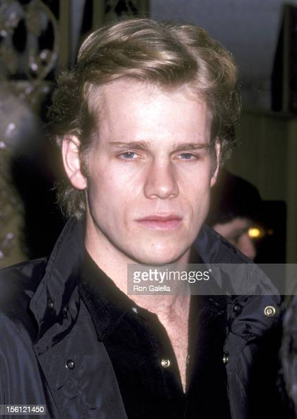 Actor Al Corley attends Bo Hopkins' 39th Birthday Party on February 7 1981 at Continental Hyatt Hotel in Century City California