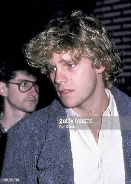Actor Al Corley attends the AntiNuke Star StuddedStage Benefit on June 7 1982 at Beacon Theater in New York City New York