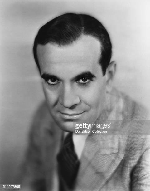 Actor Al Jolson poses for a portrait in circa 1926