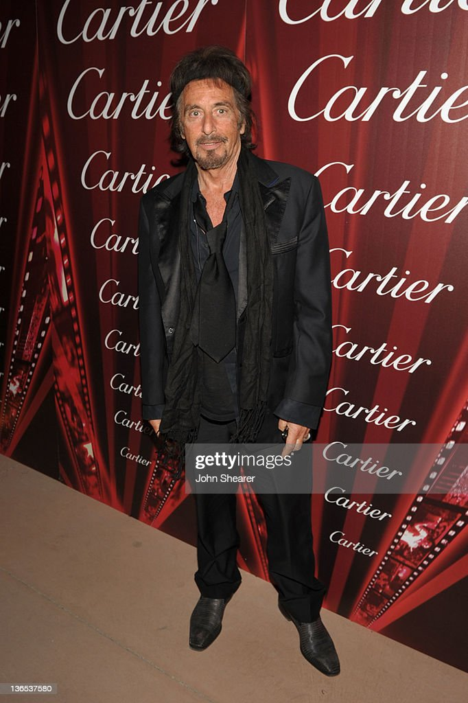 The 23rd Annual Palm Springs International Film Festival Awards Gala - Red Carpet : News Photo