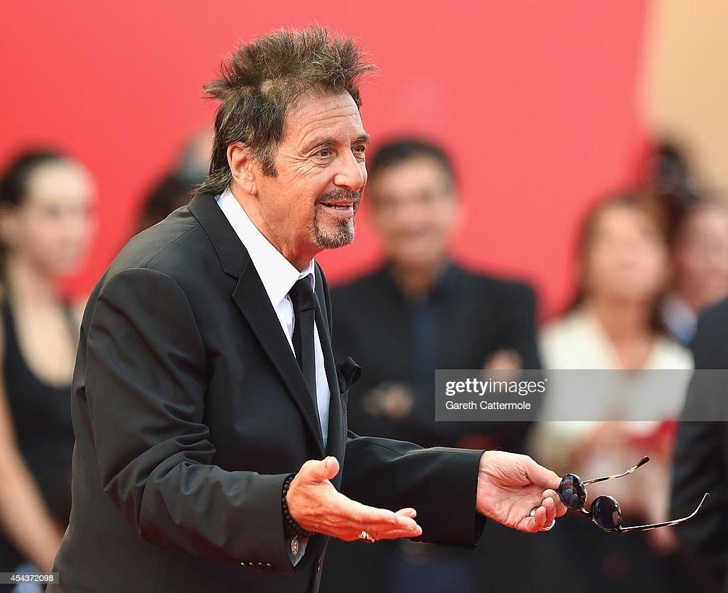 'Manglehorn' - Premiere - 71st Venice Film Festival : News Photo