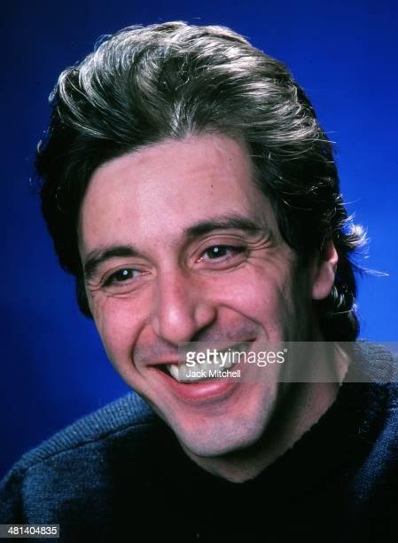 Actor Al Pacino in 1979 when he was starring in 'Richard III' on Broadway