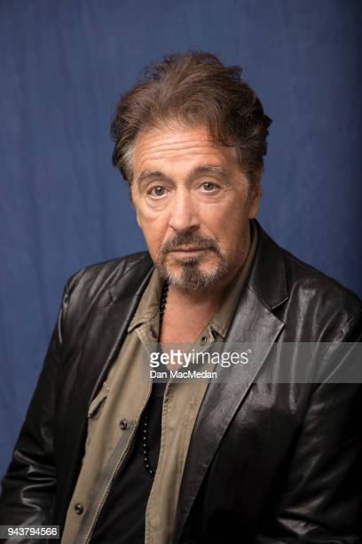 Actor Al Pacino is photographed for USA Today on March 13 2018 in Beverly Hills California