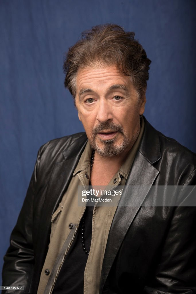 Actor Al Pacino is photographed for USA Today on March 13, 2018 in Beverly Hills, California.