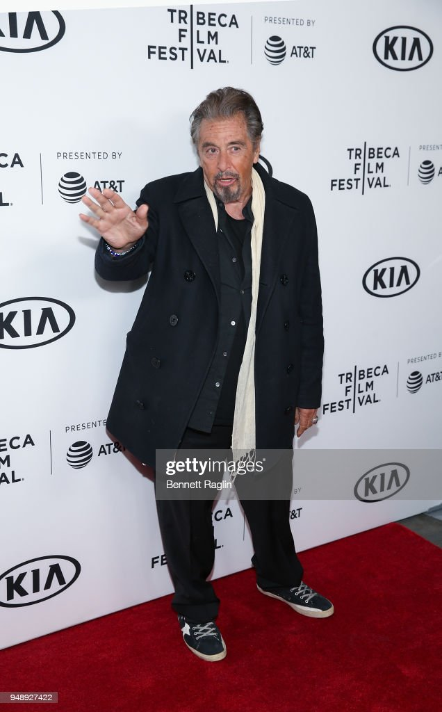 "2018 Tribeca Film Festival - ""Scarface"" Reunion"