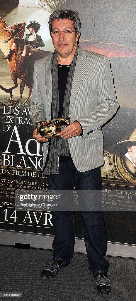"""""""Les Aventures Extraordinaires d'Adele Blanc-Sec"""" - Paris Premiere"""