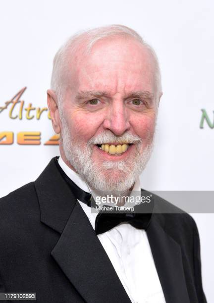 """Actor Alan Brent attends the premiere of the film """"Never Alone"""" at Arena Cinelounge on October 04, 2019 in Hollywood, California."""