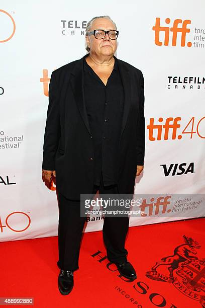 Actor Alan C Peterson attends the Stonewall premiere during the 2015 Toronto International Film Festival held at Roy Thomson Hall on September 18...