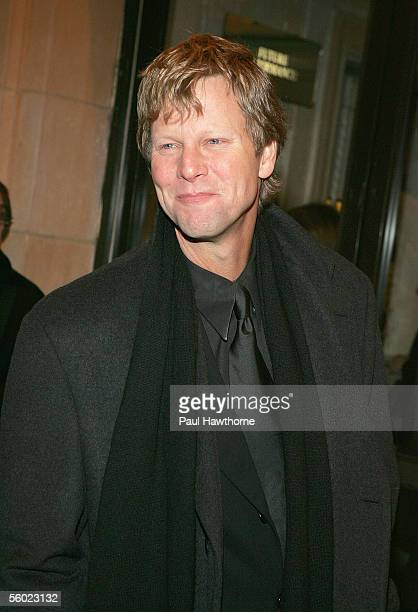 Actor Alan Campbell arrives at the opening night of 'The Odd Couple' at the Brooks Atkinson Theater October 27 2005 in New York City