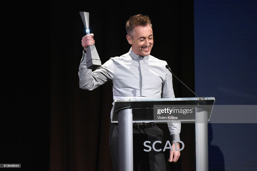 SCAD aTVfest 2018 - Icon Award Presentation, Alan Cumming