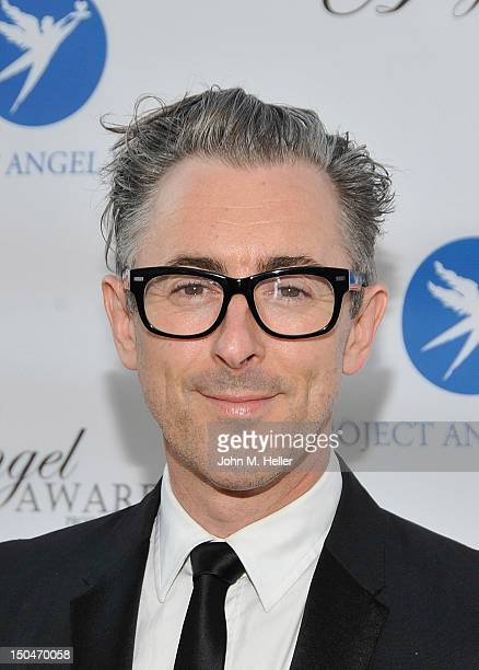 Actor Alan Cumming attends the 17th Annual Angel Awards at Project Angel Food on August 18 2012 in Los Angeles California