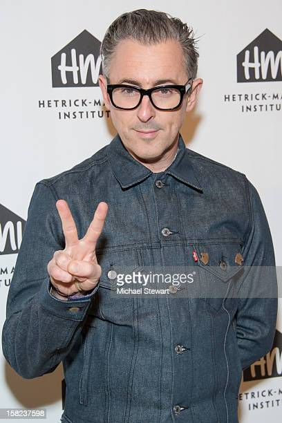 Actor Alan Cumming attends The 2012 Emery Awards at Altman Building on December 11 2012 in New York City