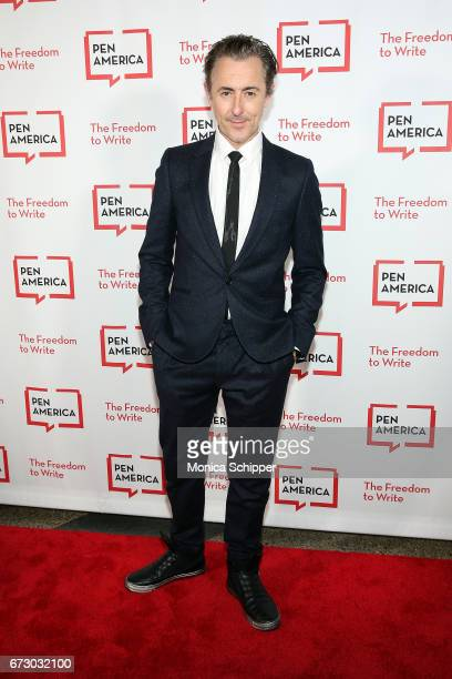 Actor Alan Cumming attends the 2017 PEN America Literary Gala at American Museum of Natural History on April 25 2017 in New York City