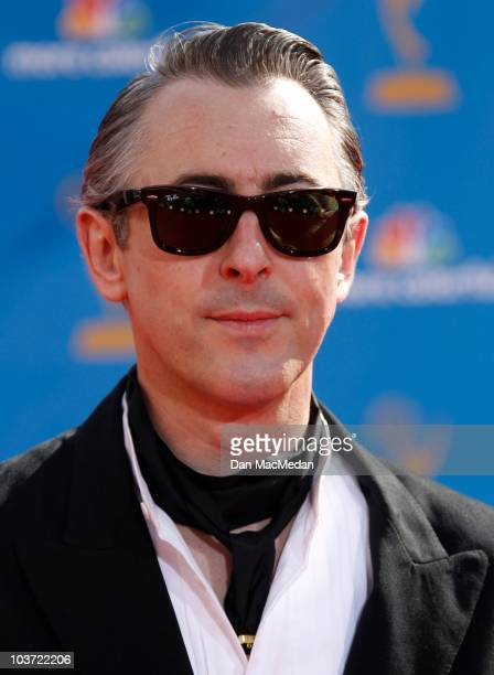 Actor Alan Cumming attends the 62nd Annual Primetime Emmy Awards at Nokia Theatre Live LA on August 29 2010 in Los Angeles California