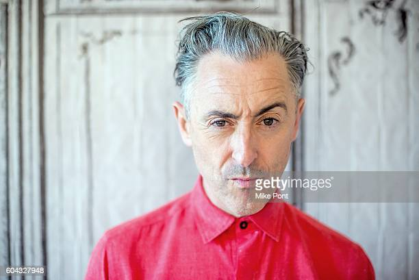 Actor Alan Cumming attends the AOL Build Speaker Series to discuss his new book You Gotta Get Bigger Dreams My Life in Stories and Pictures at AOL HQ...