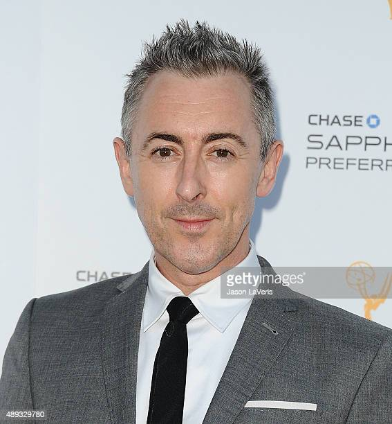 Actor Alan Cumming attends the Television Academy's celebration for the 67th Emmy Award nominees for outstanding performances at Pacific Design...