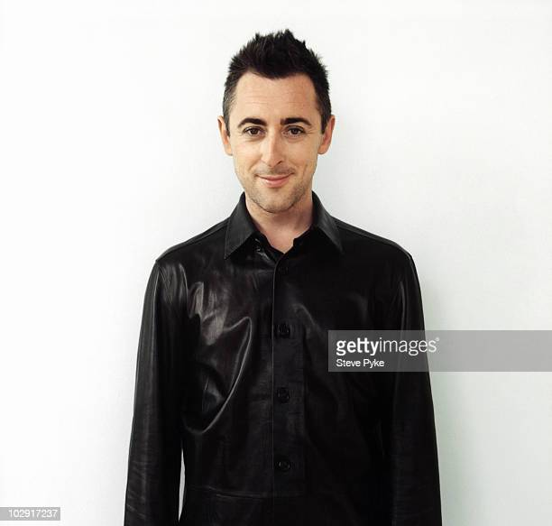 Actor Alan Cumming poses for a portrait shoot in London UK