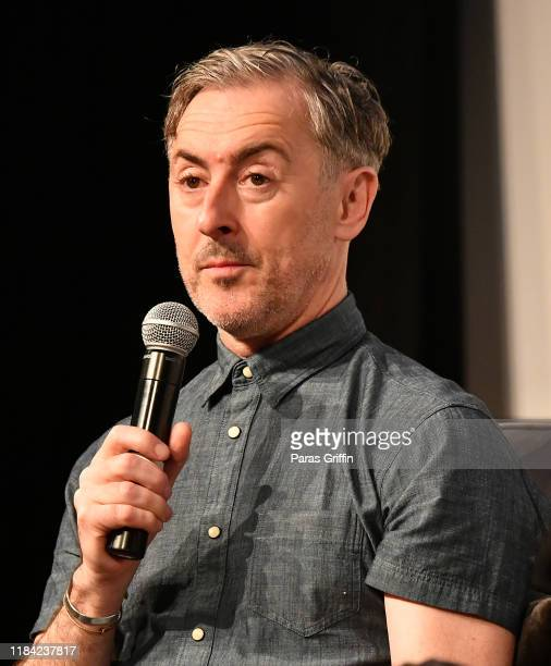 Actor Alan Cumming speaks onstage at In Conversation With Alan Cumming during the 22nd SCAD Savannah Film Festival on October 29, 2019 at SCAD Museum...
