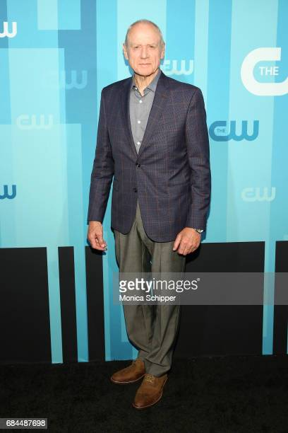 Actor Alan Dale attends the 2017 CW Upfront on May 18 2017 in New York City