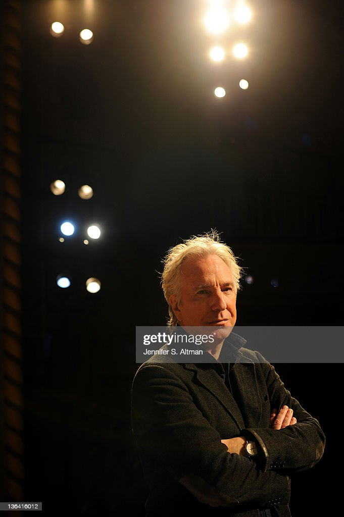 Alan Rickman, Los Angeles Times, November 20, 2011