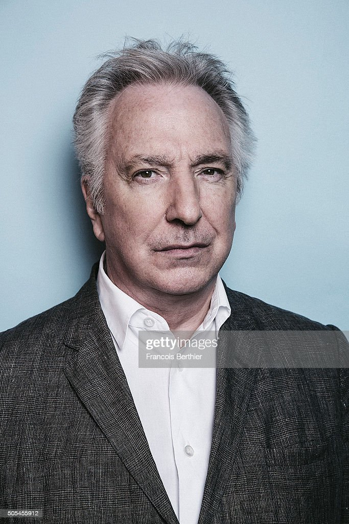 Alan Rickman, Self Assignment, December 2014