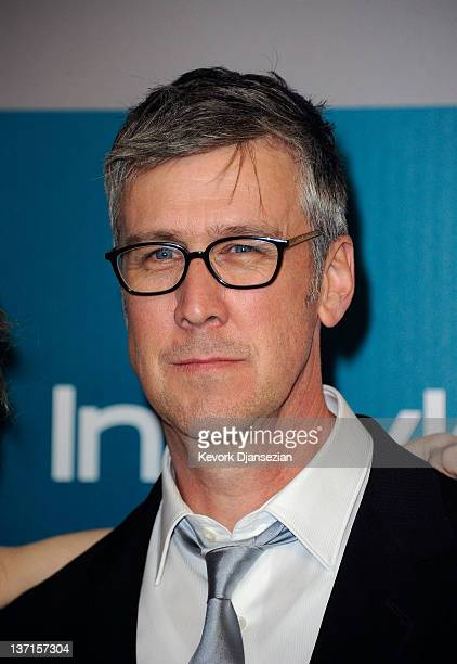 Actor Alan Ruck arrives at 13th Annual Warner Bros And InStyle Golden Globe Awards After Party at The Beverly Hilton hotel on January 15 2012 in...