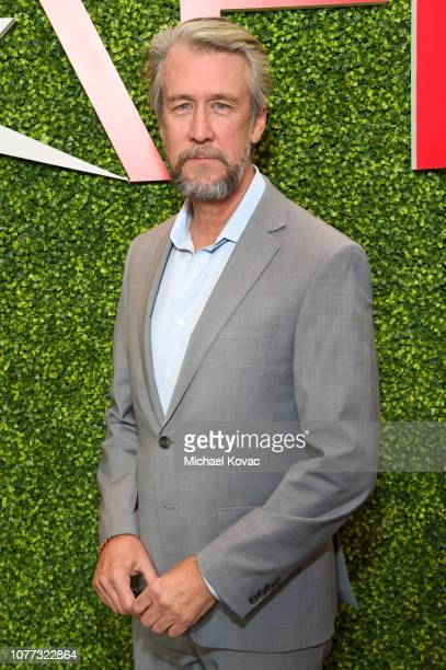Actor Alan Ruck attends the 19th Annual AFI Awards at Four Seasons Hotel Los Angeles at Beverly Hills on January 4 2019 in Los Angeles California