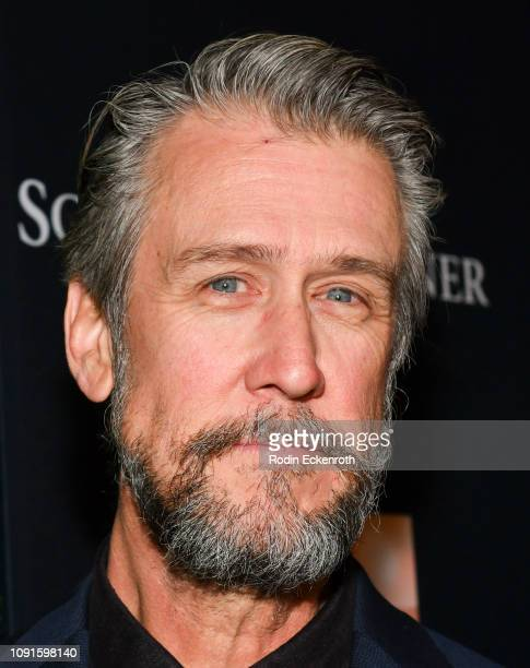 Actor Alan Ruck attends the premiere of Cinedigm Entertainment Group's 'SGT Will Gardner' at ArcLight Hollywood on January 08 2019 in Hollywood...