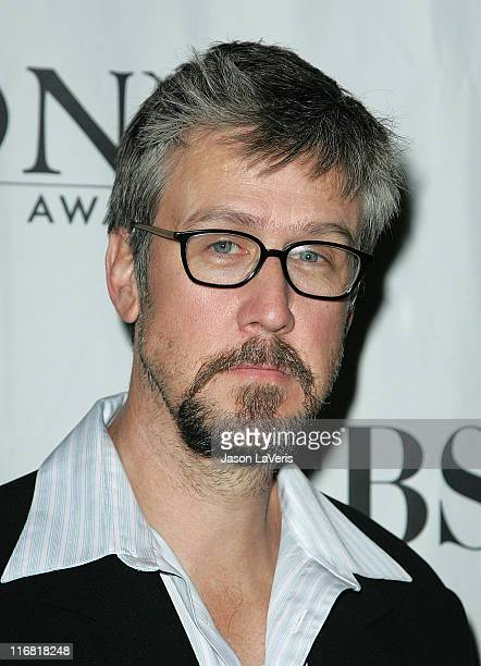 Actor Alan Ruck attends The Tonys Go Hollywood at Cafe La Boheme on April 3 2008 in West Hollywood California