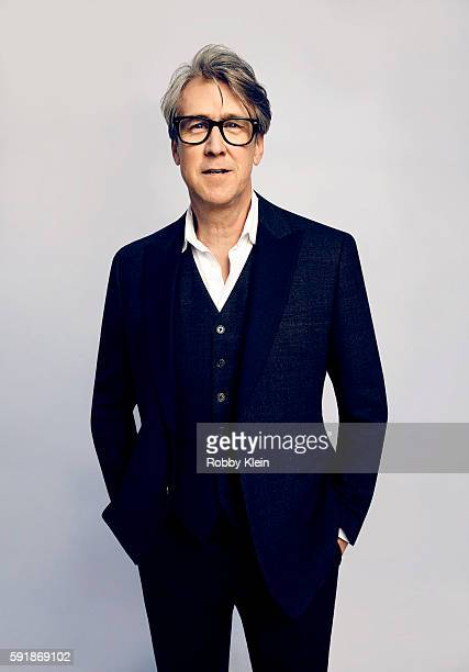 Actor Alan Ruck from FOX's 'The Exorcist' poses for a portrait at the FOX Summer TCA Press Tour at Soho House on August 9 2016 in Los Angeles...